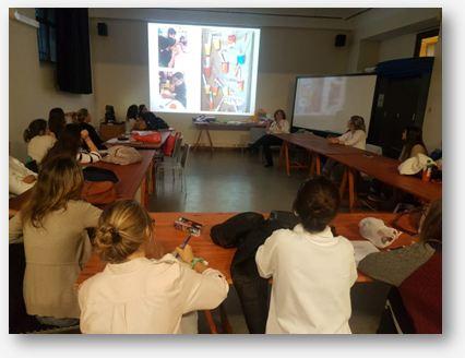 Pedagogía Reggio Emilia | Sector Inicial